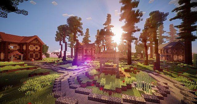 Grimlock Hollow Adventure Map Screenshots 1