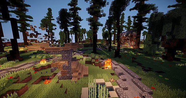Grimlock Hollow Adventure Map Screenshots 3