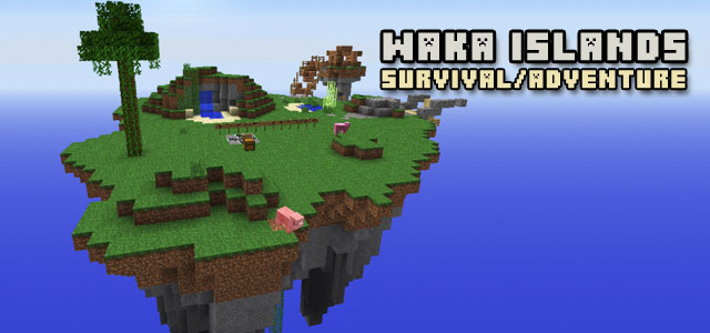 Waka Islands Map Thumbnail