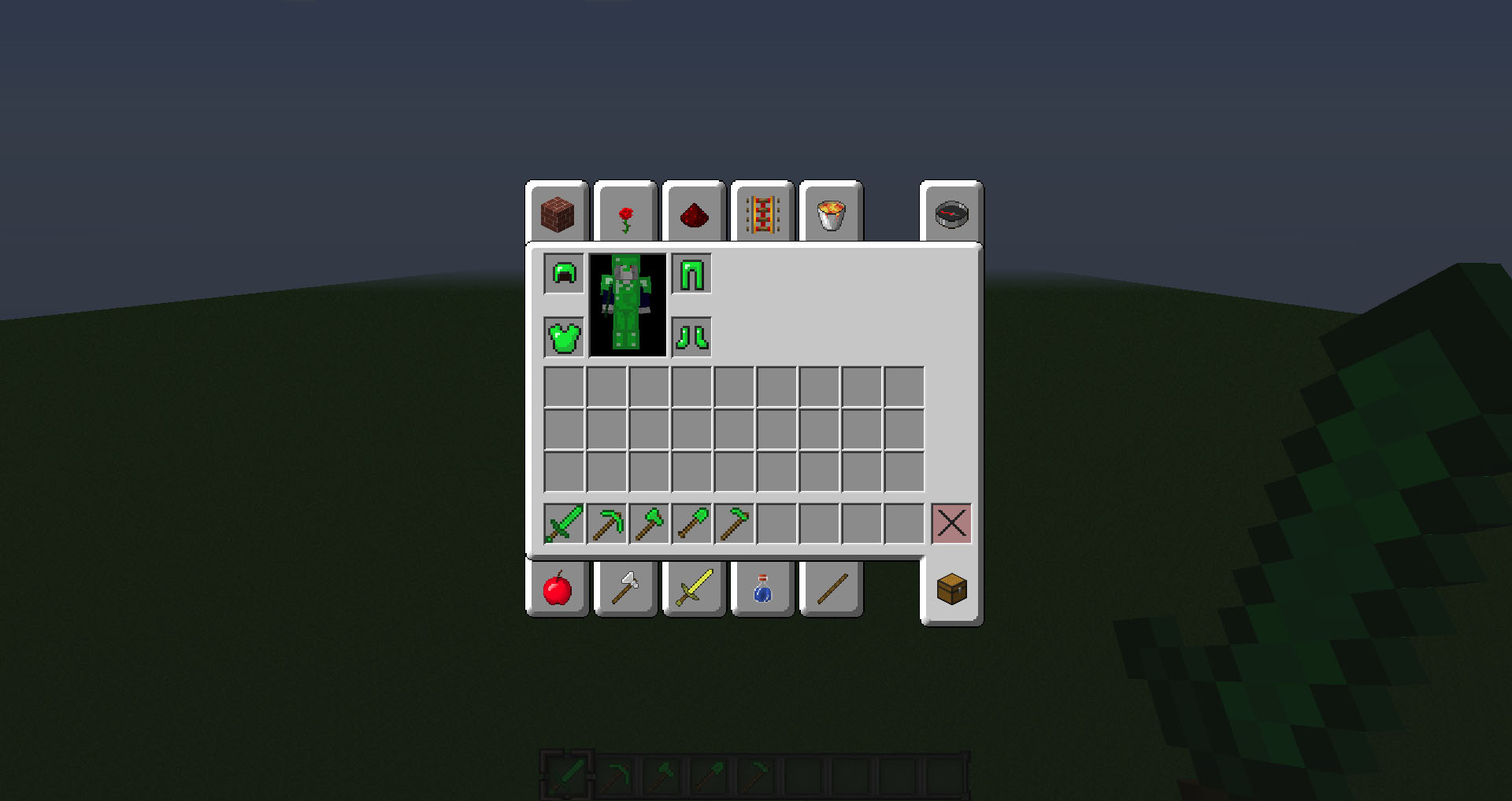 https://img2.9minecraft.net/Mod/Emerald-Tools-And-Armor-Mod-6.jpg