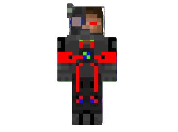 http://img2.9minecraft.net/Skin/Cyborg-herobrine-skin.png