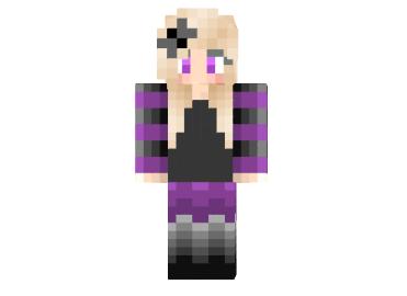 http://img2.9minecraft.net/Skin/Gothic-purple-skin.png