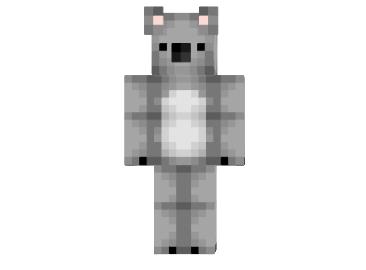 http://img2.9minecraft.net/Skin/Koala-skin.png
