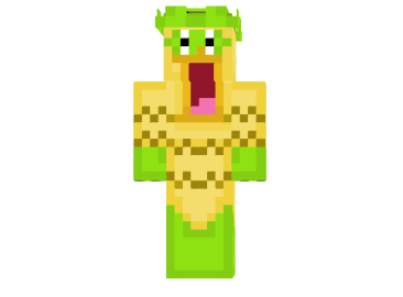 http://img2.9minecraft.net/Skin/Ludicolo-skin.png