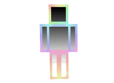 http://img2.9minecraft.net/Skin/Pastel-and-black-rainbow-skin-1.png