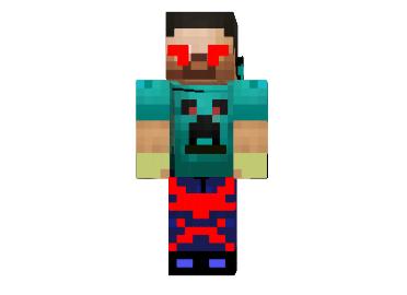 http://img2.9minecraft.net/Skin/Pro-herobrine-skin.png