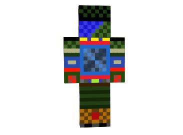 http://img2.9minecraft.net/Skin/Robot-alien-skin-1.png