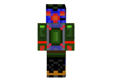 http://img2.9minecraft.net/Skin/Robot-alien-skin.png