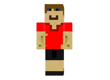 http://img2.9minecraft.net/Skin/Soccer-steve-skin.png