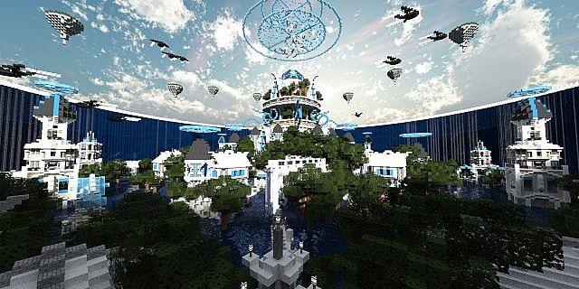 Atlantis: The Lost Empire Map Screenshots 1