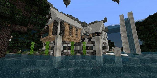 Atlantis: The Lost Empire Map Screenshots 10