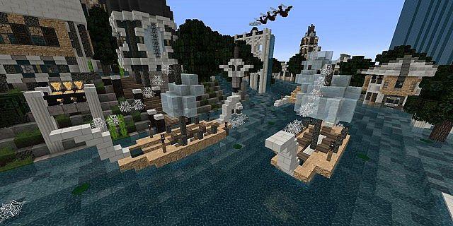 Atlantis: The Lost Empire Map Screenshots 11