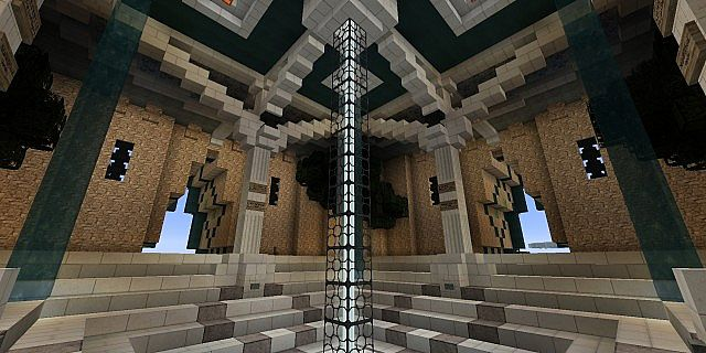 Atlantis: The Lost Empire Map Screenshots 13