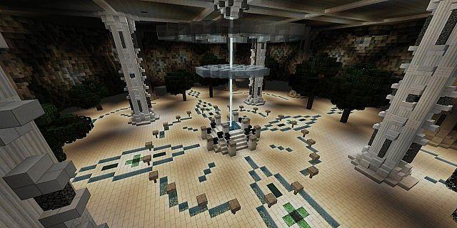 Atlantis: The Lost Empire Map Screenshots 16