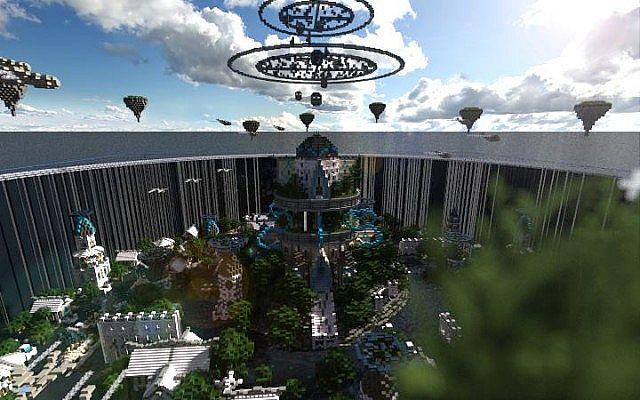 Atlantis: The Lost Empire Map Screenshots 2