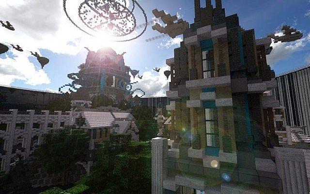 Atlantis: The Lost Empire Map Screenshots 3