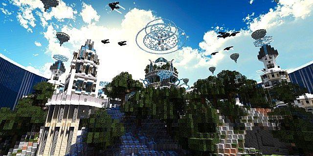 Atlantis: The Lost Empire Map Screenshots 5