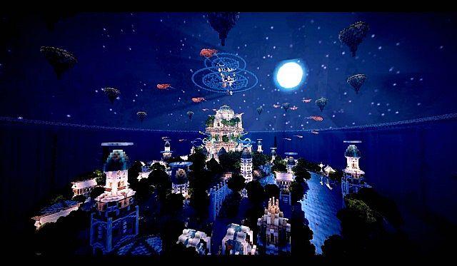 Atlantis: The Lost Empire Map Screenshots 6
