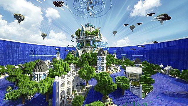Atlantis: The Lost Empire Map Screenshots 7