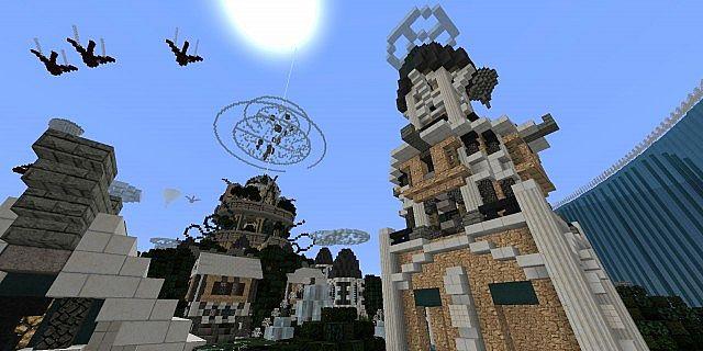 Atlantis: The Lost Empire Map Screenshots 9