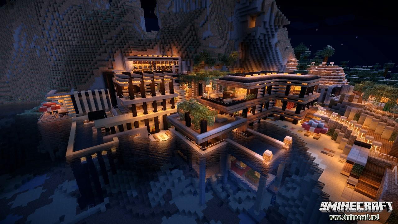 Luxurious Cove House Map Screenshots 3