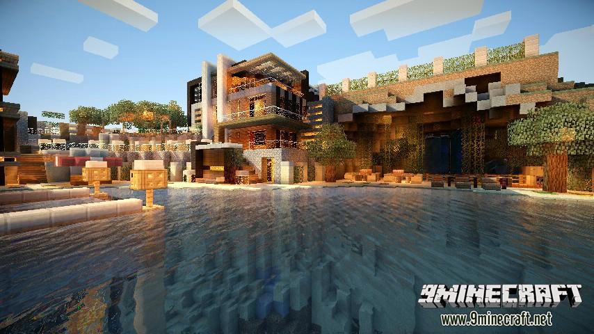 Luxurious Cove House Map Screenshots 4