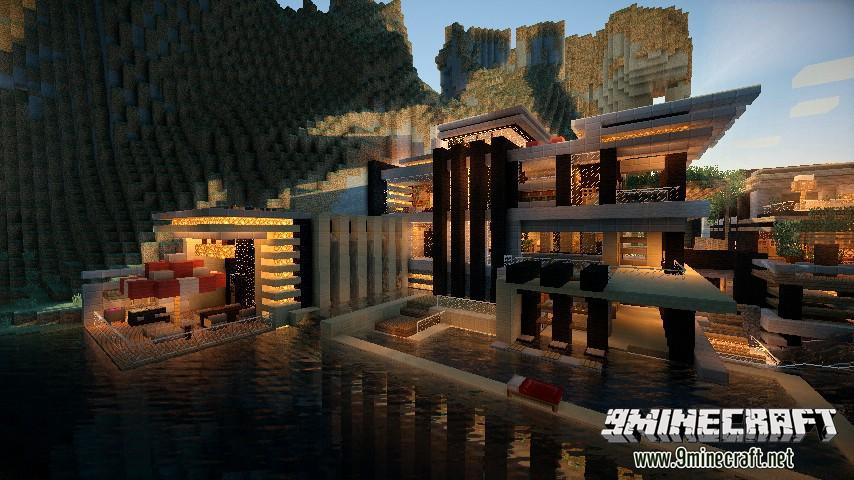 Luxurious Cove House Map Screenshots 8