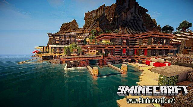Luxurious Cove House Map Thumbnail