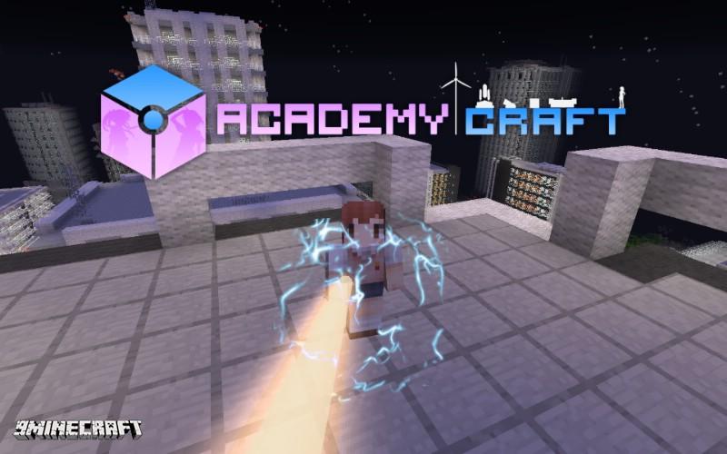 AcademyCraft-Mod-1