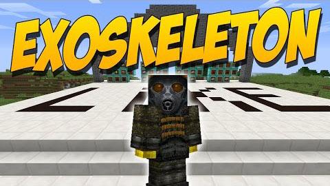 Exo-Skeleton-Mod