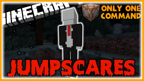 Jumpscares-Command-Block