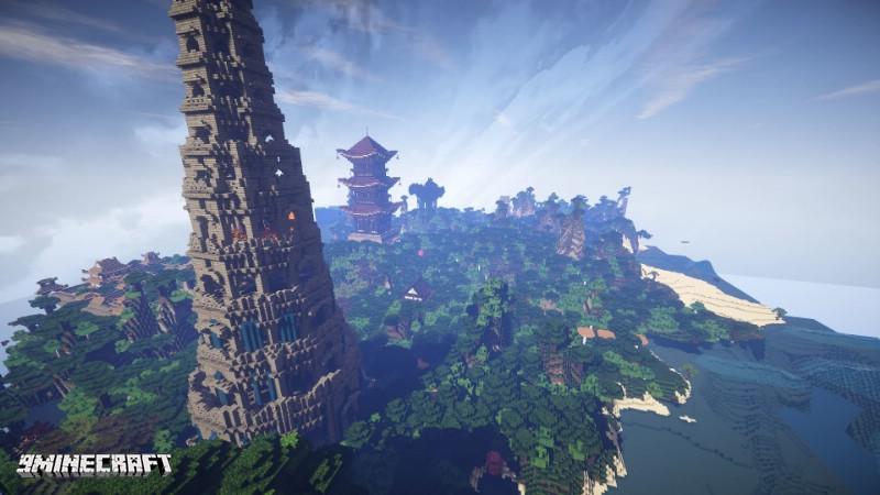 Minecraft-Worlds-Mod-4