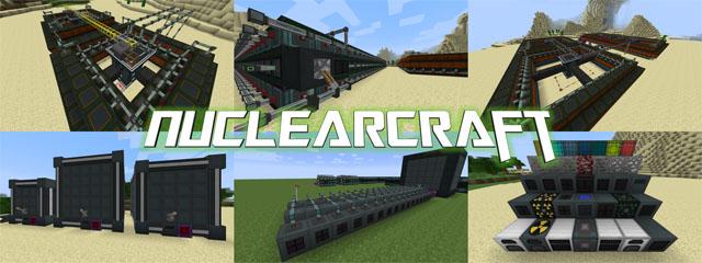 NuclearCraft-Mod